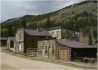 Chaffee county colorado heritage area program for St elmo colorado cabins
