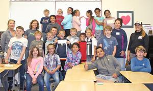Salida 4th Graders Changing the World